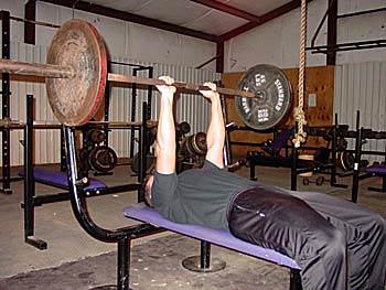 Stara škola vježbi za triceps