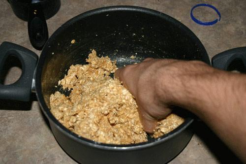 Proteinske pločice - uradi sam