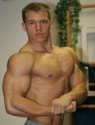 Tinejdžerski bodybuilding