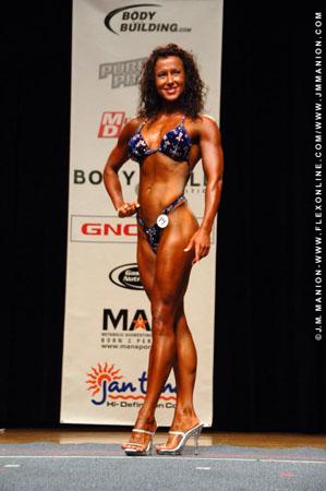 Felicia Romero osvojila California PRO Figure Championships