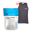 Impact Weight Gainer 2,5 kg + Athletic Vest GRATIS