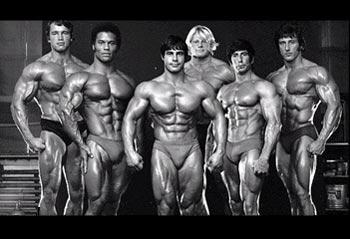 Pravila bodybuilding legendi