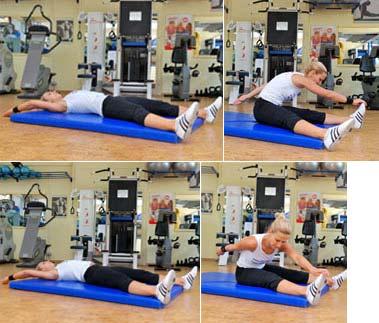 Vježbe s vlastitom težinom (bodyweight) - trbušnjaci