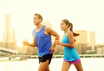 Mršaviti trčanjem
