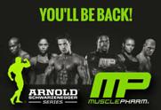 Napokon: MusclePharm i Arnold Schwarzenegger Series kod nas!