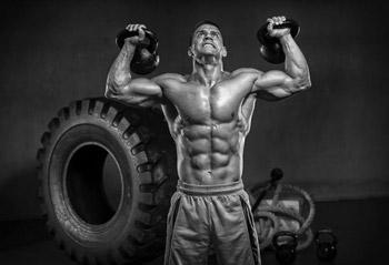 Trening girjama za veličinu i snagu