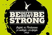 BE Different & BE Strong - Fitness konvencija u Osijeku