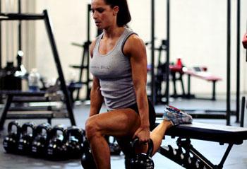 Vježbe za dobro oblikovane i izdržljive noge