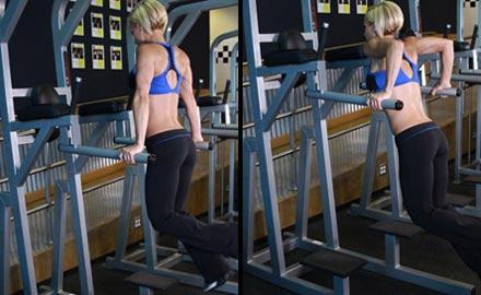 Ženski fitness: Program za seksi obline - 2. dio