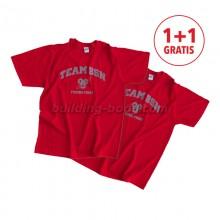 Majica - Team BSN 1+1 GRATIS