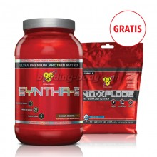 Syntha-6 1,3 kg + NO Xplode 240g GRATIS