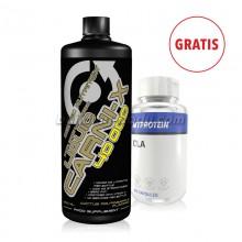 Liquid Carni-X 40.000 - 500 ml + CLA 1000mg 60 kapsula GRATIS