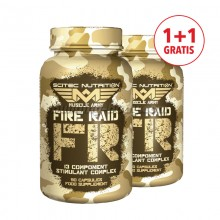 Fire Raid - 90 kapsula 1+1 GRATIS