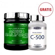 Mega Daily One 120 kapsula + Vitamin C 100 kapsula GRATIS