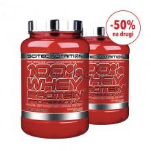 100% Whey Protein Professional - 920 g, 1 kupiš, drugi snižen -50%,
