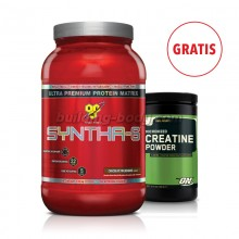 Syntha-6 1,3 kg + Creatine Powder 300 g GRATIS