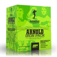 Arnold Iron Pack - 20 paketića