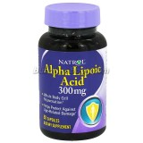 Alpha Lipoic Acid 300 mg - 50 kaps
