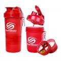 SmartShake Original, Neon Red - 600 ml