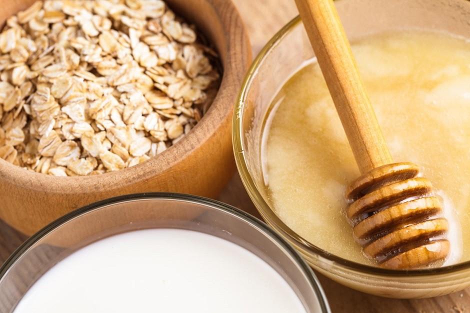 PWM - zobene s maslacem i whey proteinom