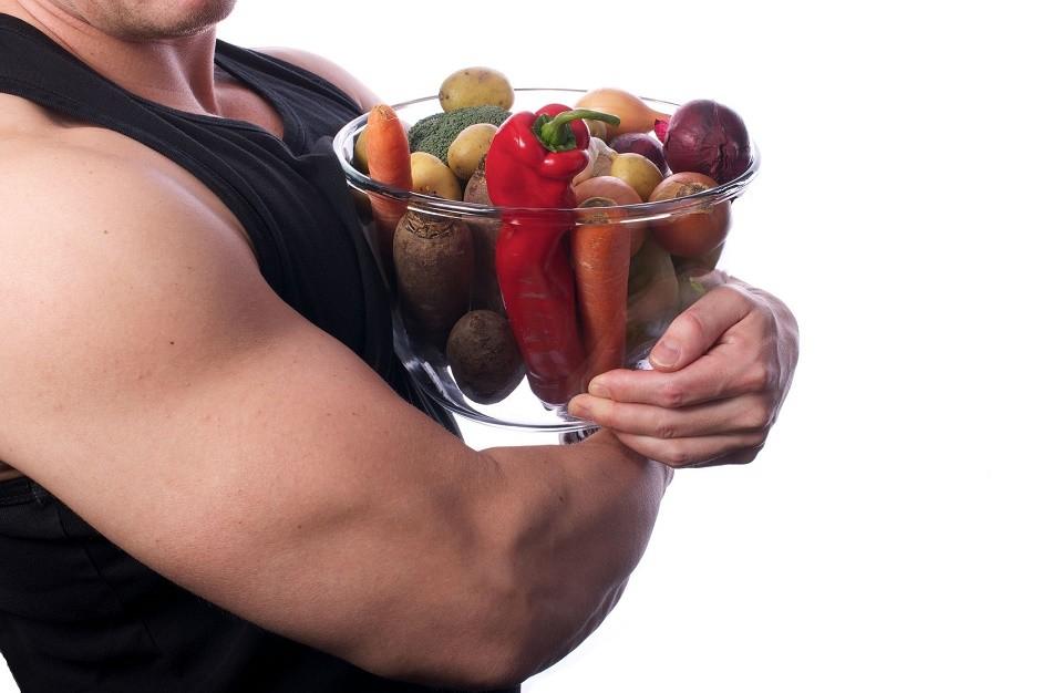 Mogu li vegetarijanci graditi mišiće?