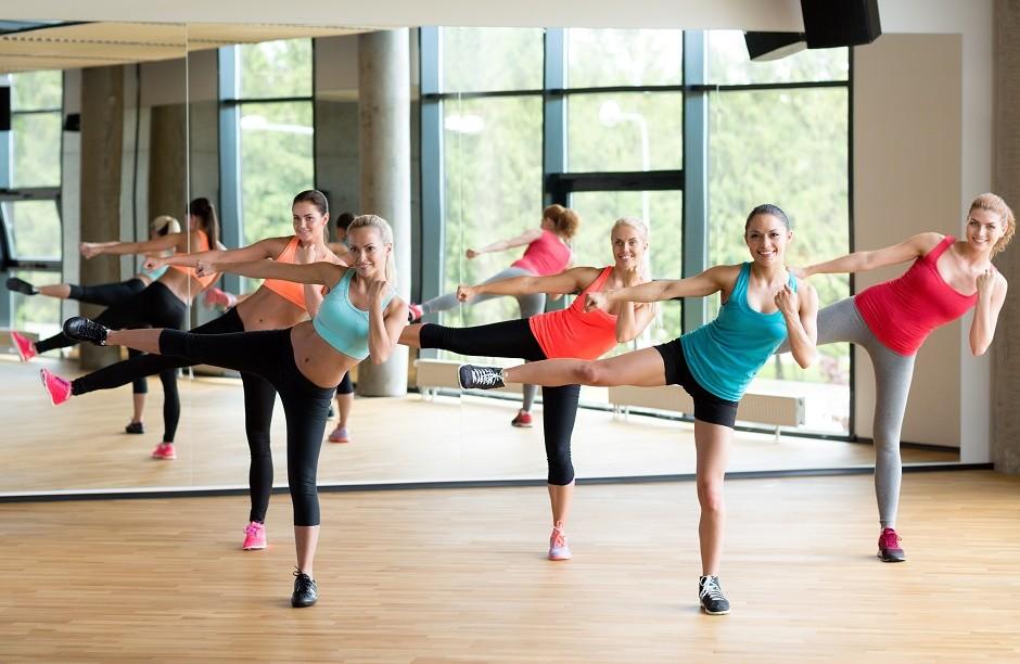 Najprije dame: Pravi trening za žene