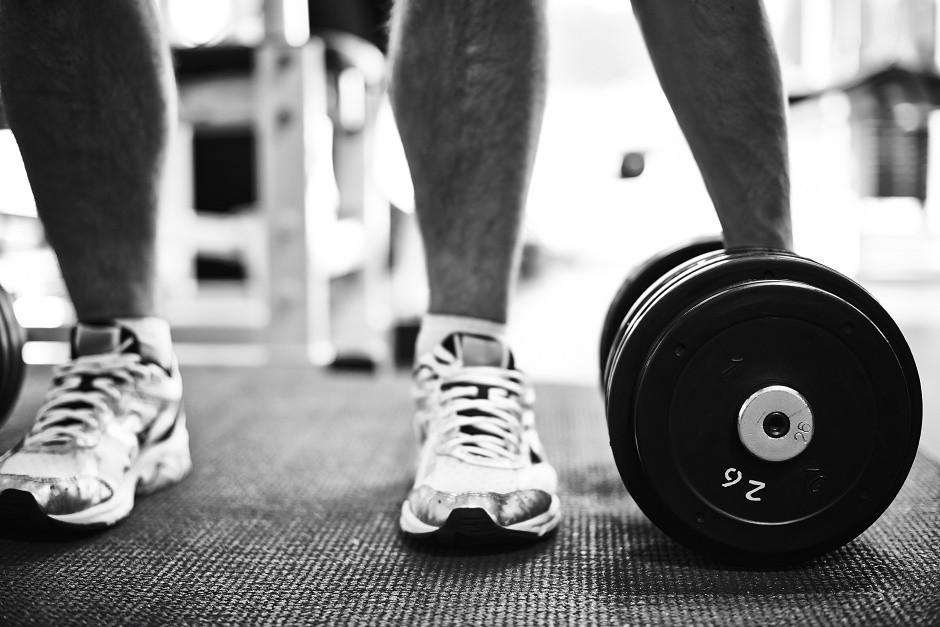 Složen trening za gubitak masnih naslaga