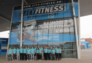 City Fitness by Polleo