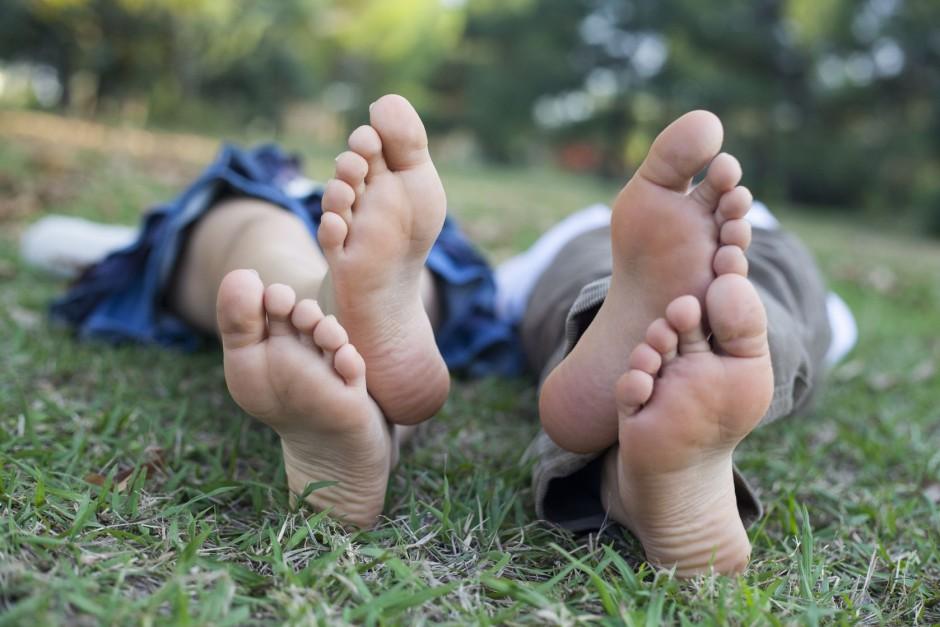 Vježbe za spuštena stopala