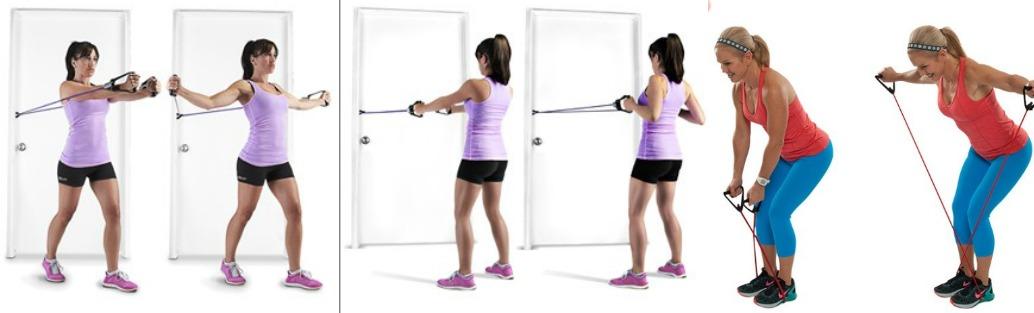 Vježbe za prsa i ramena