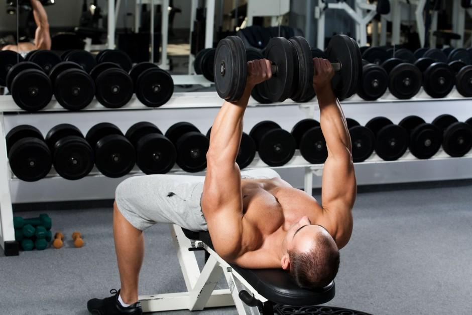 trening za prsa