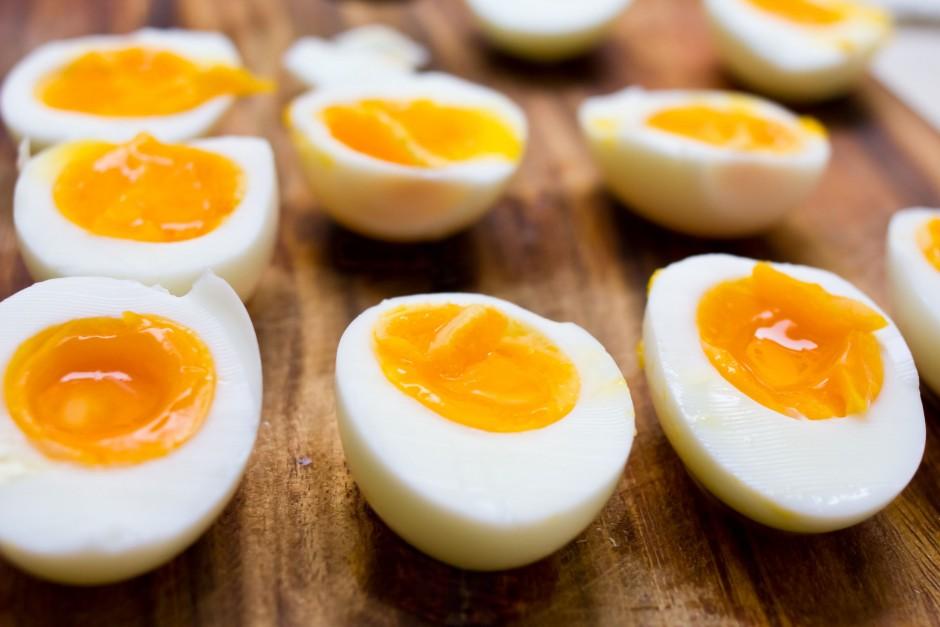 tablica nutritivnih vrijednosti jaja