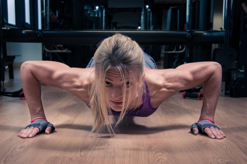 antonija trupinić - trening pod opterećenjem
