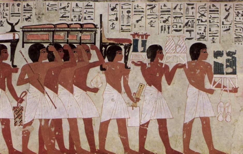počeci bodybuildinga - egipt