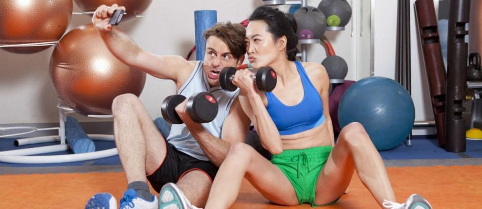 22 najboljih zabusavanja na treningu