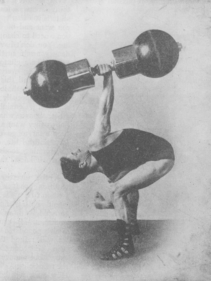Sigmund Klein - legenda modernog bodybuildinga