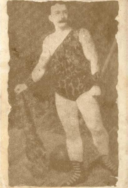 Ludwiga Durlachera bodybuilder