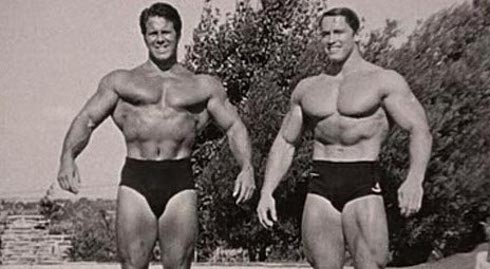 "Roy ""Reg"" Park - bodybuilding legenda"