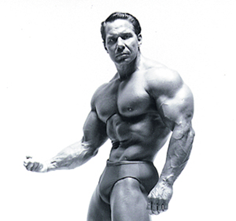"William Arnold ""Bill"" Pearl - bodybuilding legenda"