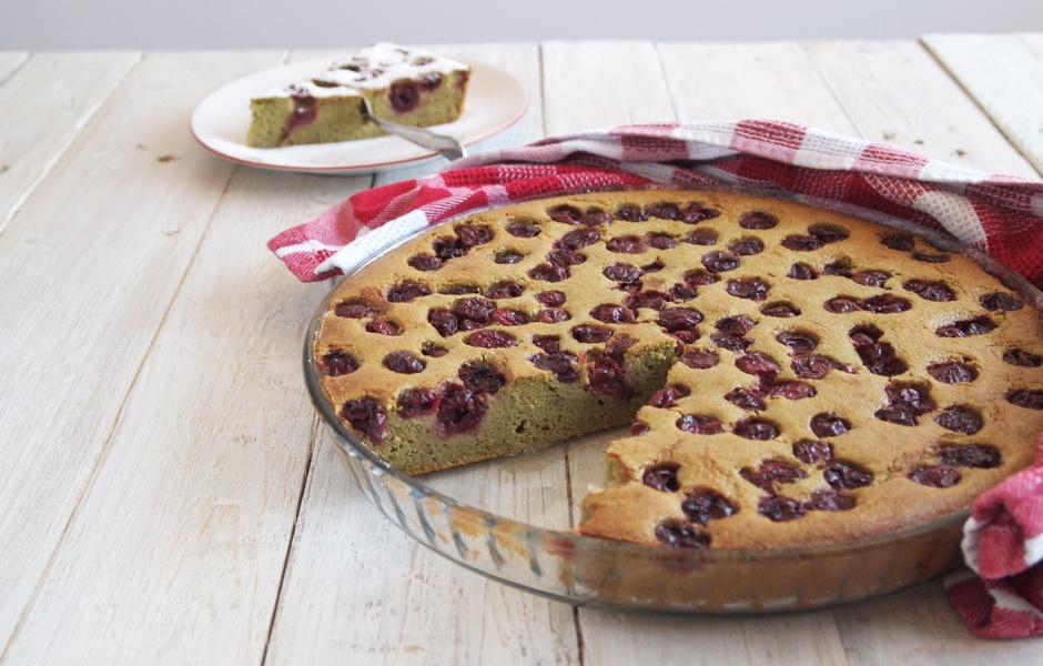 marcela sambol, kolač od višanja