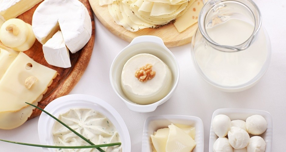 mliječni proteini