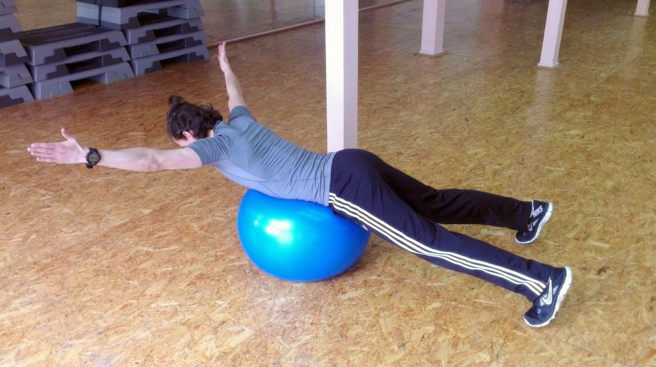 mišo provčin, vježbe za core, 1