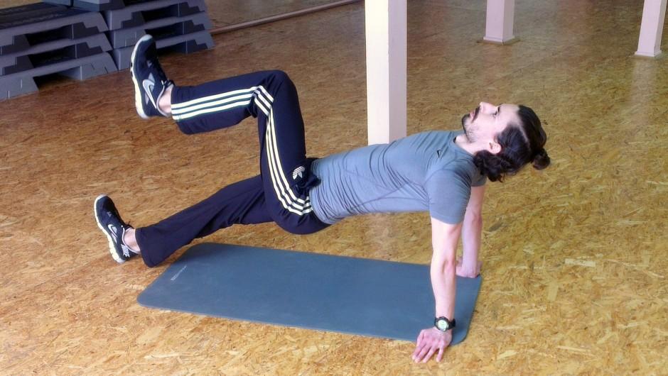mišo provčin, vježbe za core, 3