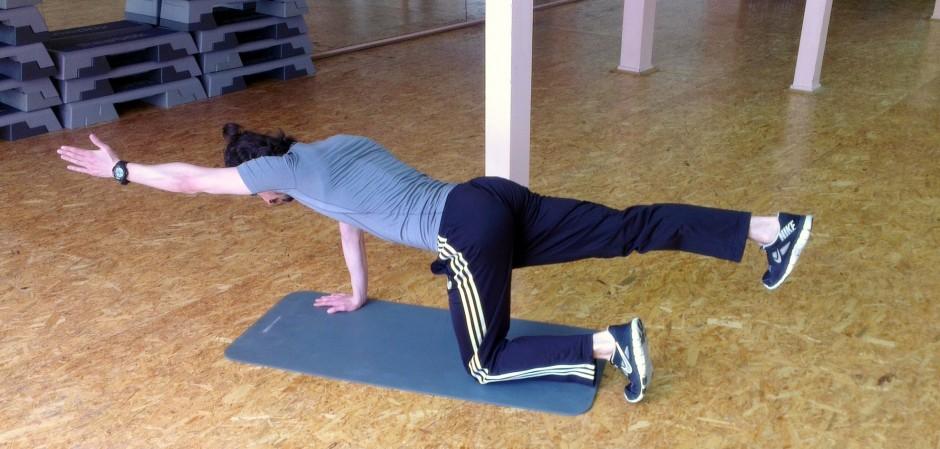 mišo provčin, vježbe za core, 4