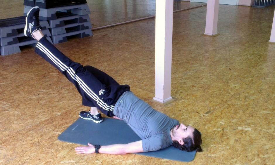 mišo provčin, vježbe za core, 5