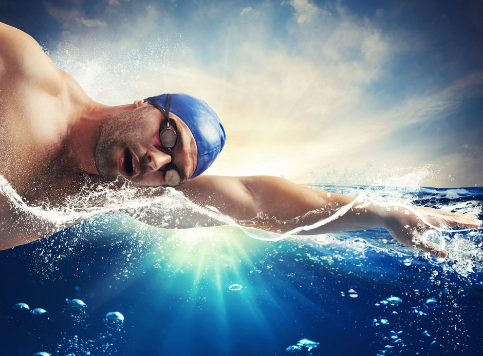 pravilno disanje za vrijeme plivanja