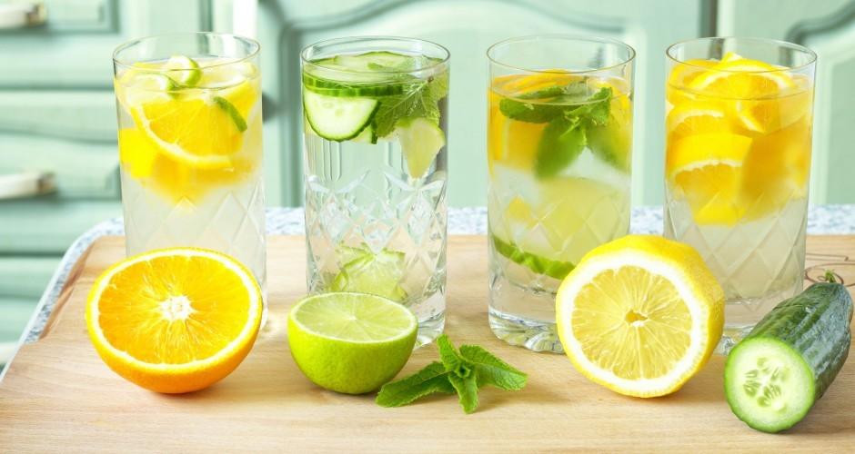 izbaciti visak vode iz organizma