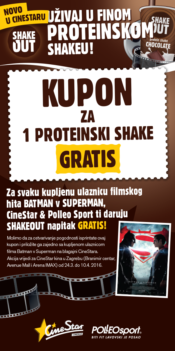 Polleo Sport ShakeOut