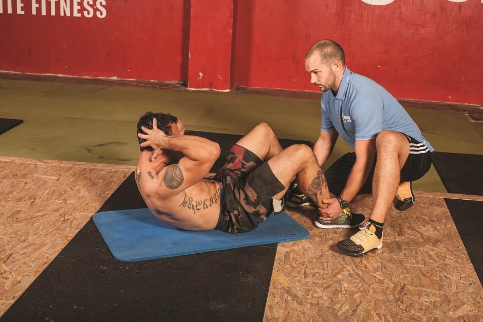 Kuda ide fitness trening