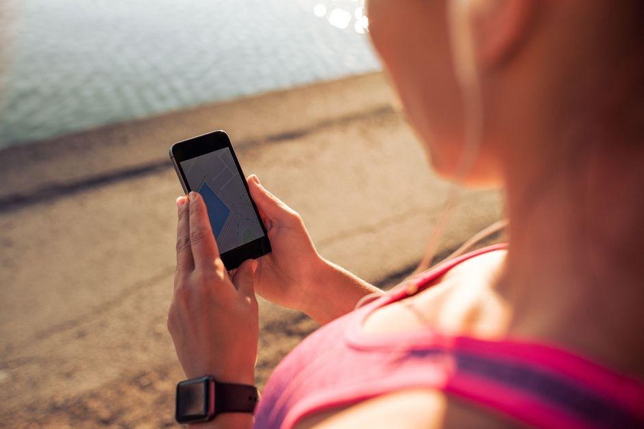 trcanje mobilna aplikacija
